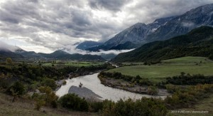 Vjosa / Aoos river