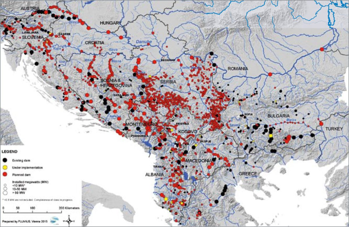 An overview of the balkans