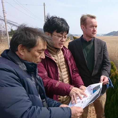 bandeau survey on wetlands