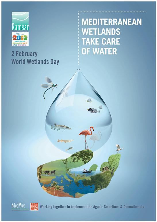 World Wetlands Day Medwet
