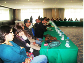 During the WWD2013 in Tunisia