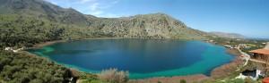 Island Wetland Greece