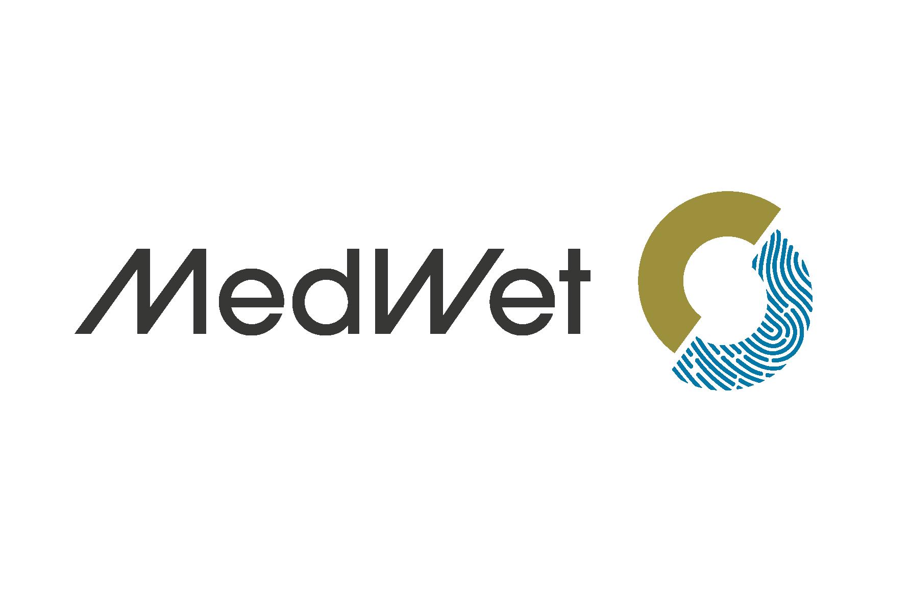 MedWet logotipo H original