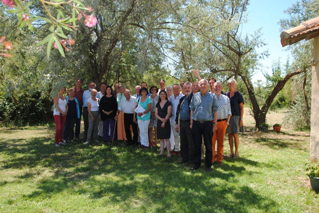 Friends of TdV general assembly june 2015