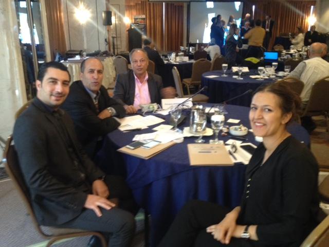 COMPSUD Tunisian delegation