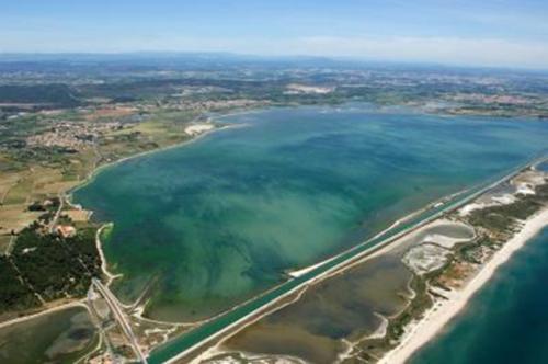 lagune côtière de Vic
